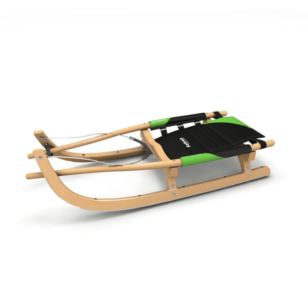 Powerslide Kaze Suv 150: Rodel-Verkauf Einsitzer-Rennsportrodel Mit