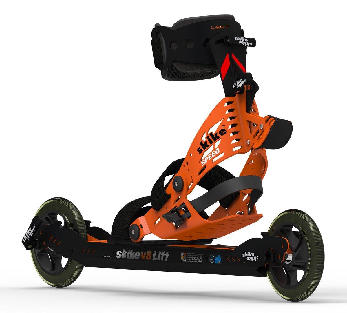Powerslide Kaze Suv 150: Cross-Skates Skike V8 Lift Speed 145-Verkauf